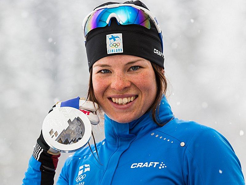 Pärmäkoski, Krista (FIN) - Portrait - xc-ski.de Langlauf