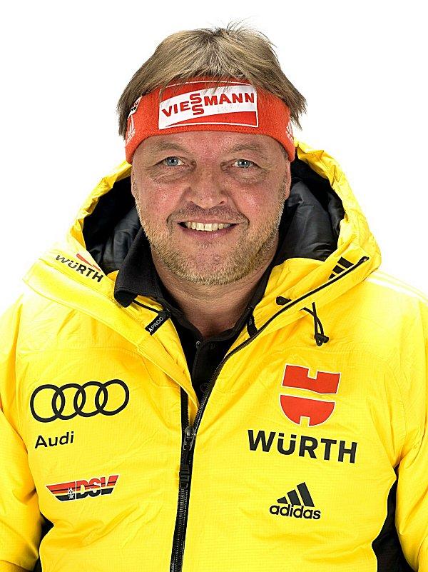 Der zurückgetretene Langlauf-Bundestrainer <b>Jochen Behle</b> (51) wird am 6. - jochen-behle