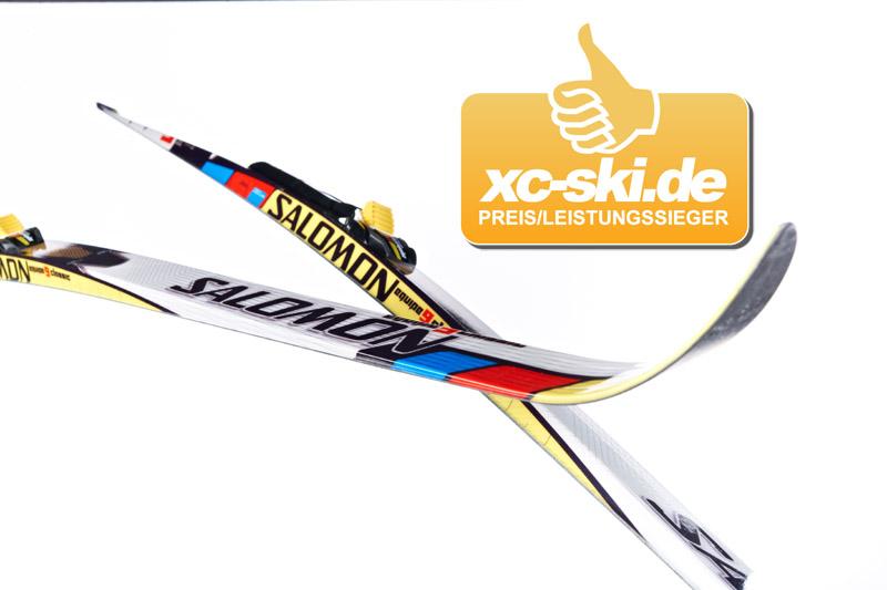 Salomon Equipe 9 Classic xc Langlauf
