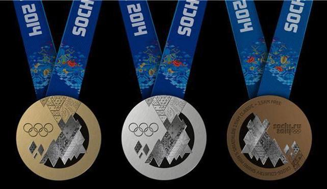 Medaillen Fur Olympische Spiele 2014 In Sochi Vorgestellt Xc Ski De Langlauf