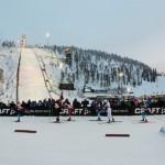 Langlauf-Weltcup in Kuusamo