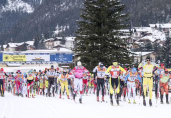 FIS Marathon Cup Marcialonga, Val di Fassa/Val di Fiemme (ITA)