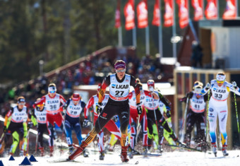 16.03.2014, Falun, Sweden (SWE): Denise Herrmann (GER) - FIS world cup cross-country, 10km women handicap start, Falun (SWE). www.nordicfocus.com. © Felgenhauer/NordicFocus. Every downloaded picture is fee-liable.