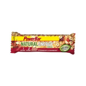 PowerBar Natural Energy Cereal 40g - strawberry & cranberry