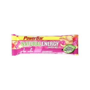 PowerBar Natural Energy Fruit & Nut 40g - cranberry