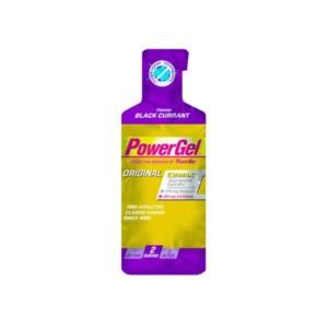 PowerBar PowerGel Original 41g - black currant (mit Koffein)