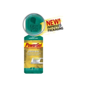 PowerBar PowerGel Original 41g - lemon lime