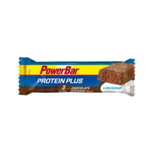 PowerBar Protein Plus Low Sugar 35g - chocolate brownie