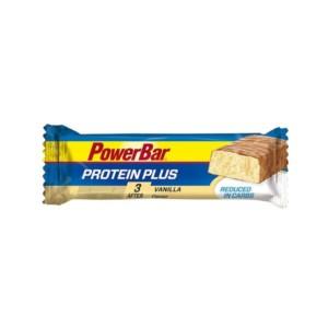 PowerBar Protein Plus Reduced in Carbs 35g - vanilla