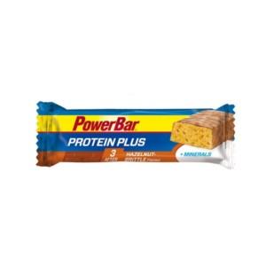 PowerBar Protein Plus+Minerals 35g - hazelnut, brittle
