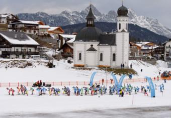 Start zum Kaiser Maximilian Lauf 2016