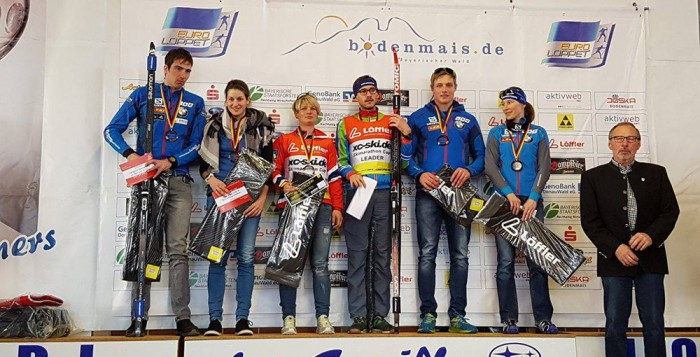 Deutsche Skimarathon Meister 2016