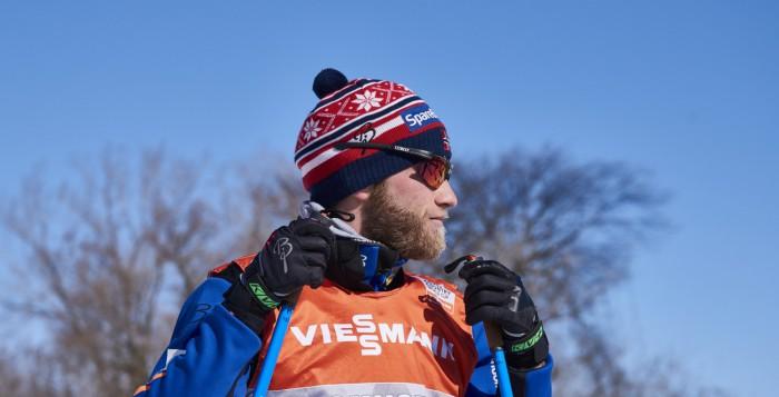 Martin Johnsrud Sundby (NOR) beim Training in Gatineau