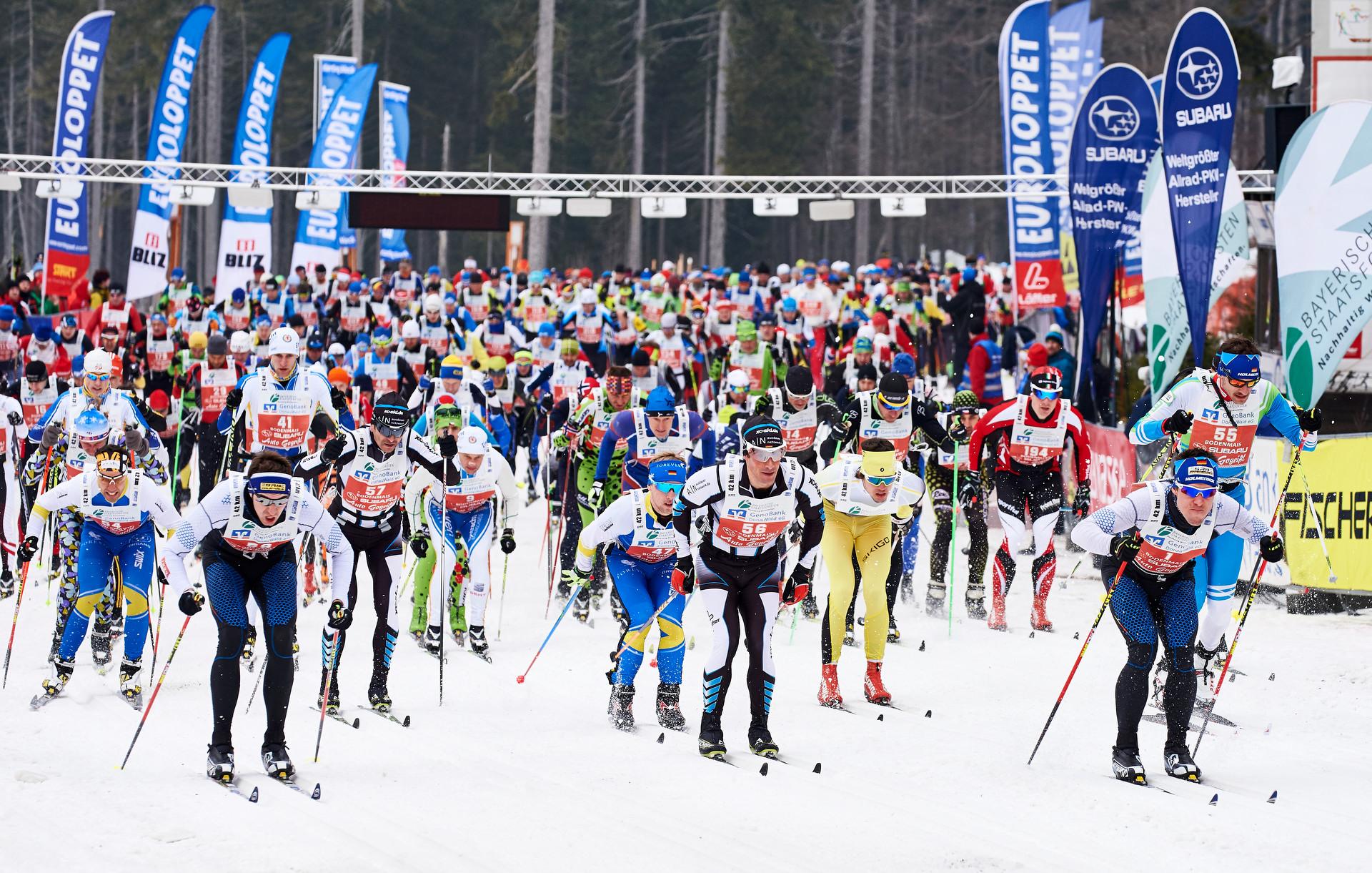 Skadi Loppet Bodenmais Auf Geht S Zum Saisonfinale Xc Ski De