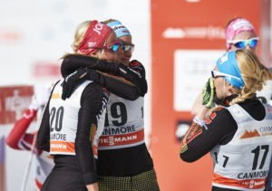 Stefanie Böhler (GER), Nicole Fessel (GER), Sandra Ringwald (GER), (l-r)
