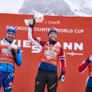 Maurice Manificat (FRA), Martin Johnsrud Sundby (NOR), Niklas Dyrhaug (NOR)