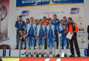 Die Teamsieger des xc-ski.de Skimarathon Cups