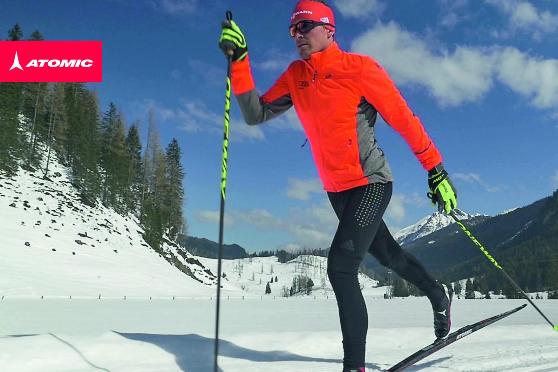 Tobias Angerer zurück bei Atomic - xc-ski.de