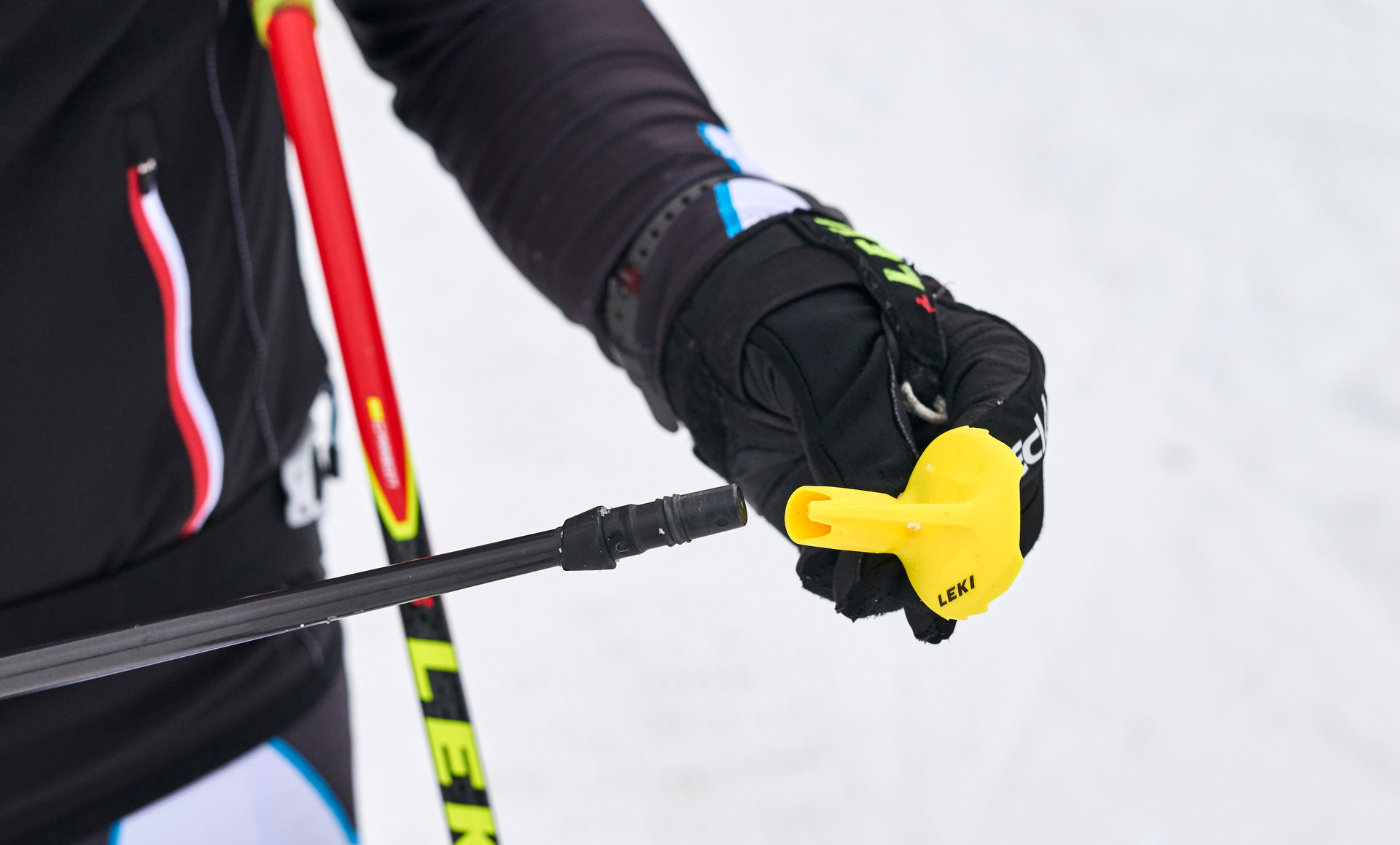 Leki Fin Vario winterteller st/öcke NEU