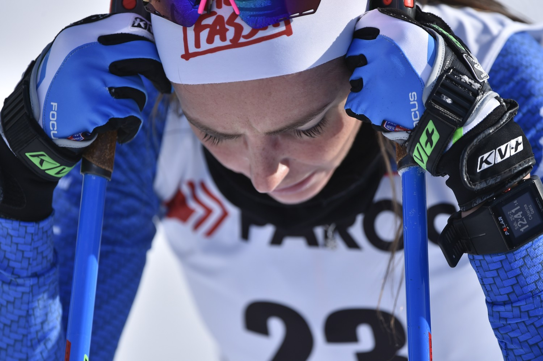 Nordische Ski-WM Lahti  Marit Bjørgen triumphiert vor Pärmäkoski -  xc-ski.de Langlauf e572bc72cb