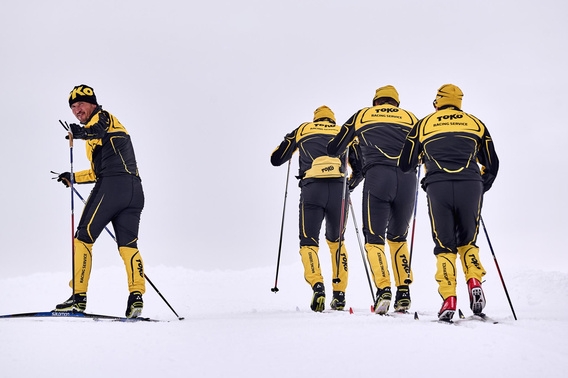xc Langlaufski Test 2014