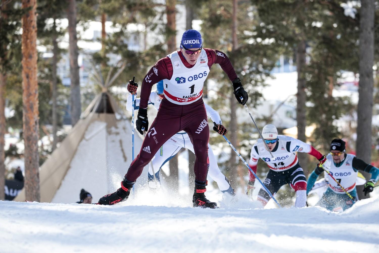Alexander Bolshunov (RUS) - Bildergalerie Weltcup Falun (SWE ...