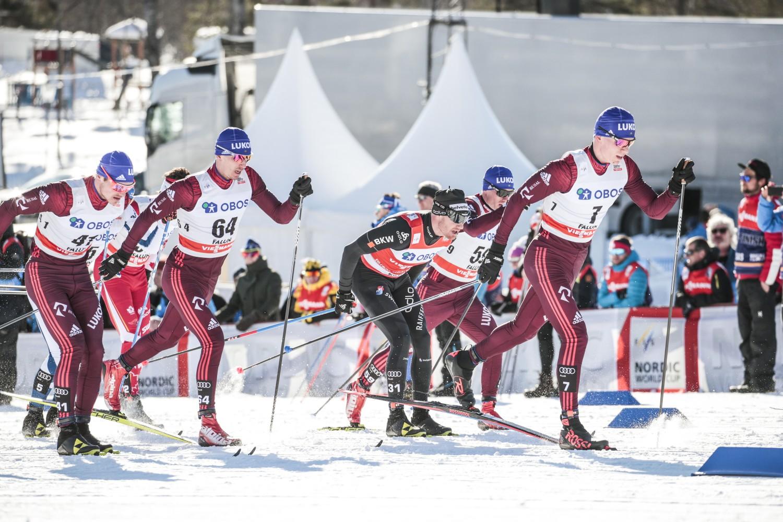 Alexander Bolshunov feiert ersten Weltcupsieg im Massenstart - xc-ski ...