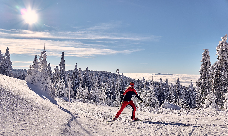Langlaufsaison In Bodenmais Gestartet Xc Ski De Langlauf