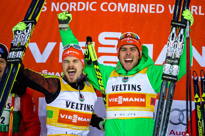 Nordische Kombination Rydzek Und Rießle Starten Im Langlauf Weltcup