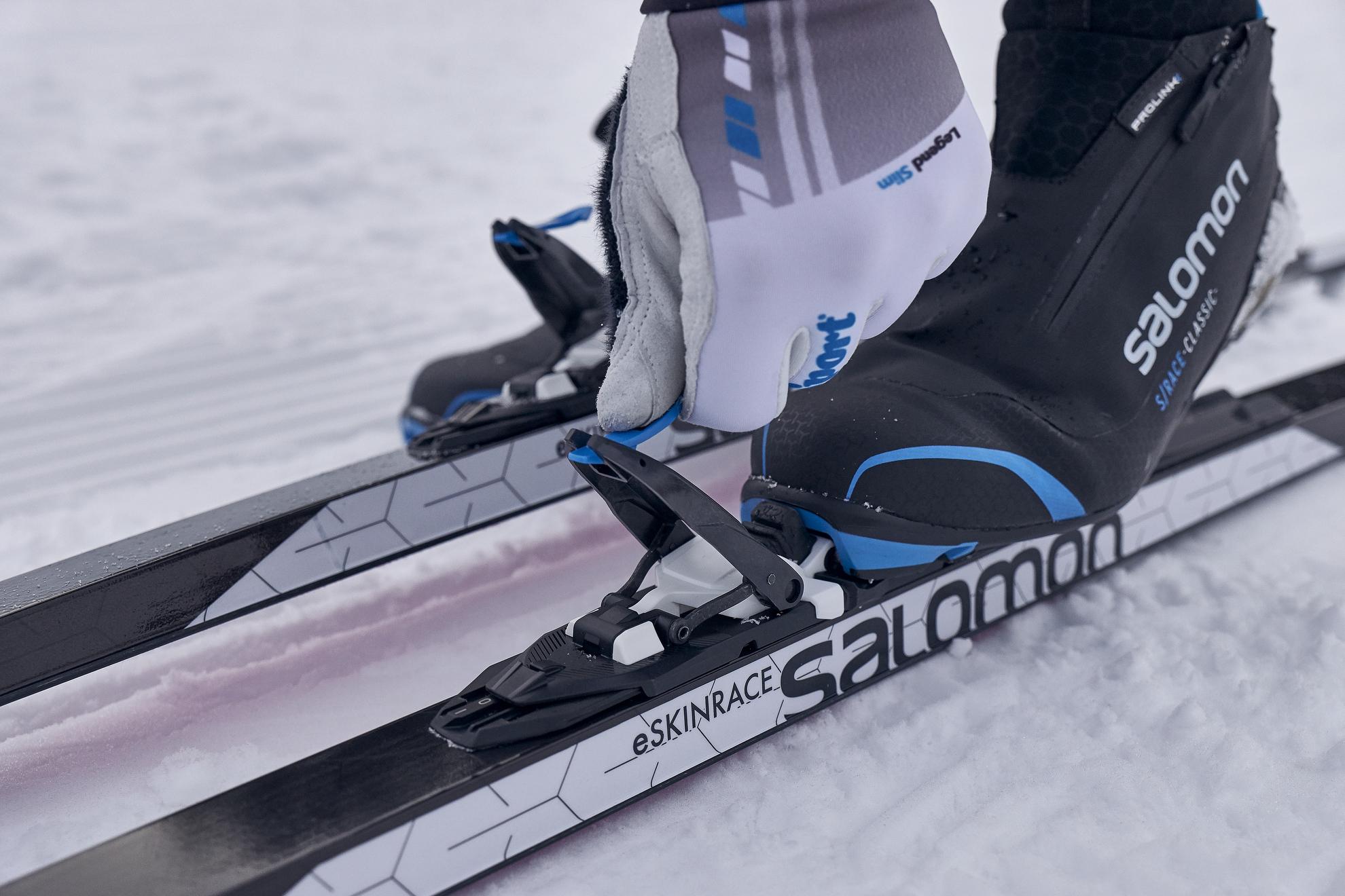 Salomon SRace Classic Prolink 202021