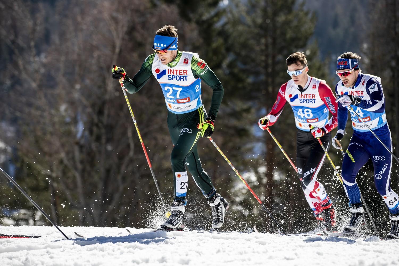 Nordische Ski Wm