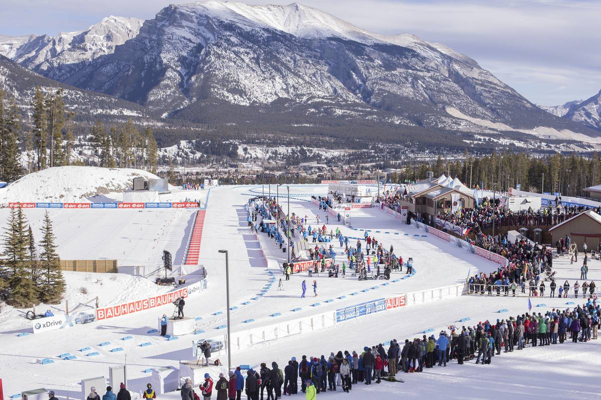 Biathlon Canmore 2021