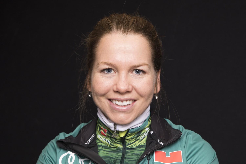 Ringwald Sandra Ger Portrait Xc Skide Langlauf