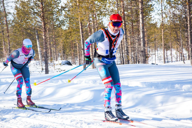 nordenski ldsloppet skimarathon team austria beim. Black Bedroom Furniture Sets. Home Design Ideas