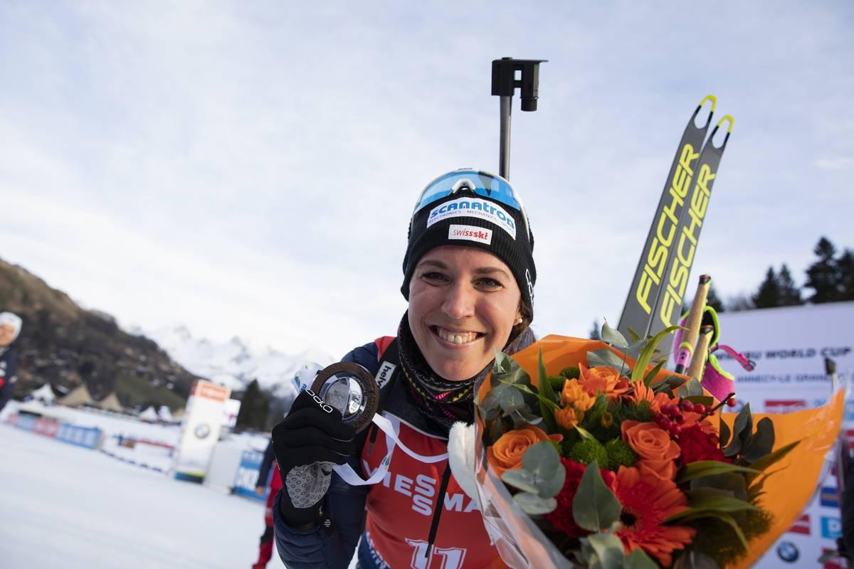 Biathlon Annecy 2021