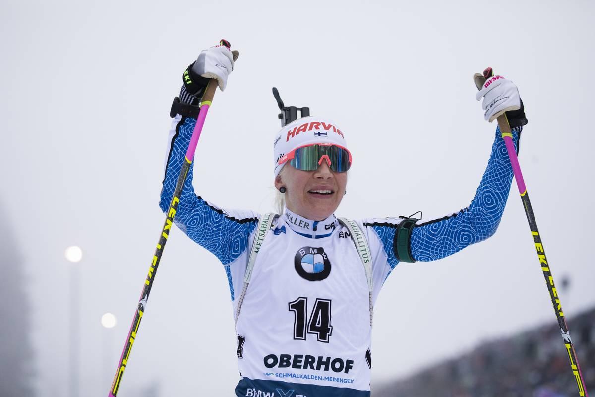 Biathlon: Neuners 30. Weltcupsieg - Peiffer wird Zweiter
