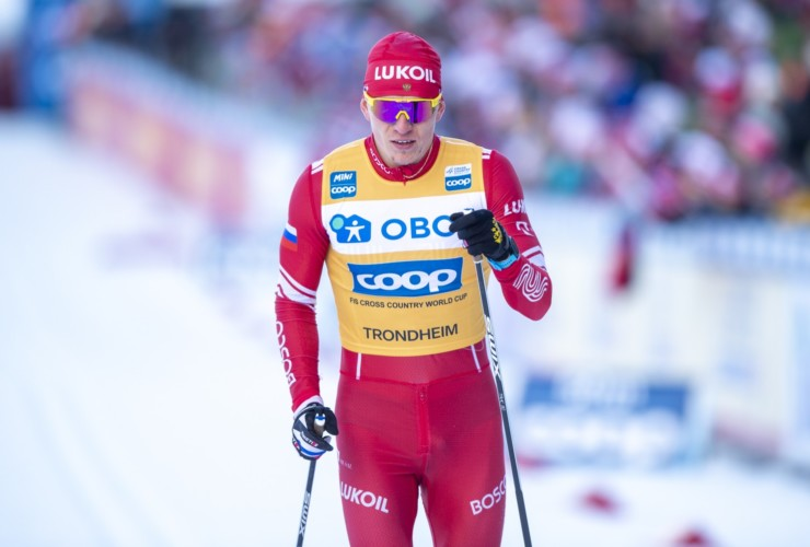 Alexander Bolshunov (RUS) - Bildergalerie Ski Tour Trondheim (NOR ...