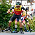 Fabian Rießle ist derzeit der beste Läufer.