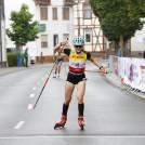Ema Volavsek freut sich über Platz 2.