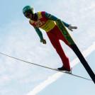 Ilkka Herola gewinnt den Sommer Grand Prix in Villach.