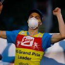 Ilkka Herola feiert seinen zweiten Sieg des Sommers.