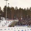 FIS Langlauf Weltcup Tyumen (Russland)