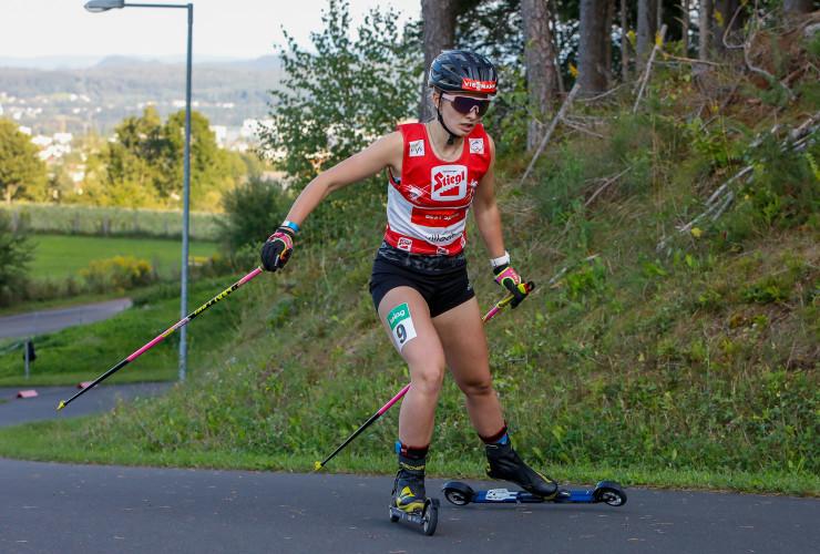 Marie Nähring ist die derzeit bestplatzierte deutsche Athletin.
