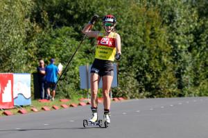 Sieg Nummer fünf für Gyda Westvold Hansen.